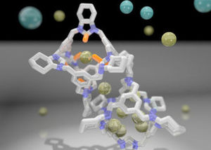 Cage molecules act as molecular sieves for hydrogen isotope separation